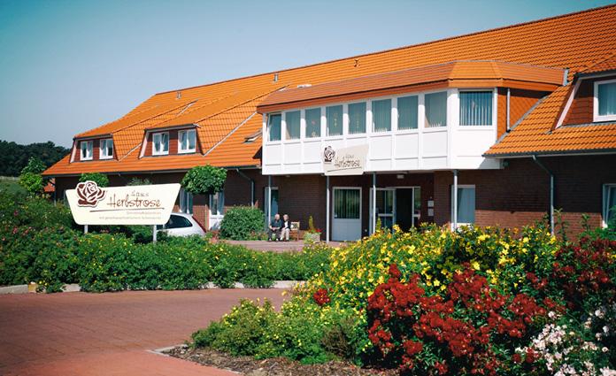 Seniorenpflegezentrum Haus Herbstrose
