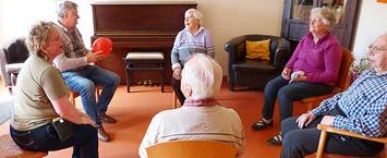 Bezugspflege im Pflegeheim bei Lüneburg